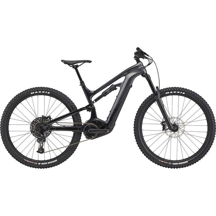 Cannondale Bikes Cannondale 2021 Moterra 3 Neo Electric Mountain Bike BBQ