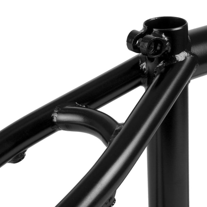Cryptic BMX Parts Cryptic Weapon Frame ED Black