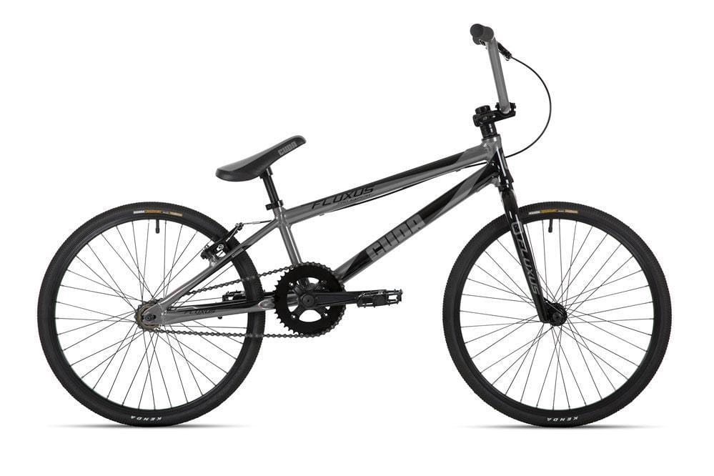 Cuda BMX Racing Cuda 2019 Fluxus Expert Pro Race Bike Grey/Black