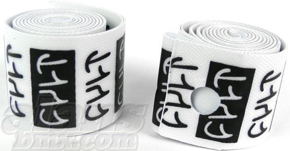 Cult BMX Parts Cult Stack Logo Rim Tape