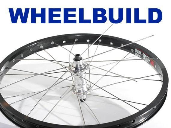 Alans BMX BMX Parts Custom Wheelbuild