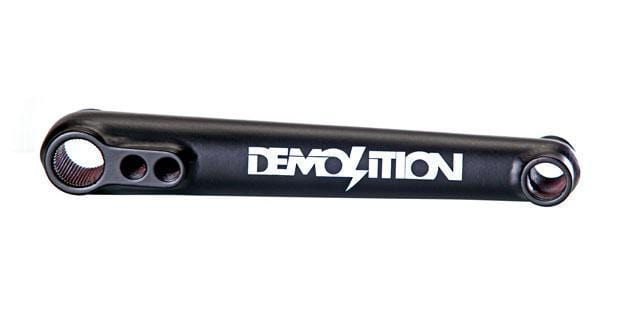 Demolition BMX Parts Demolition Revolt Cranks