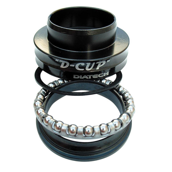 "Dia-Compe BMX Parts Dia-Compe D-Cup 1 1/8"" Headset Lower Bearing & Cone Set"
