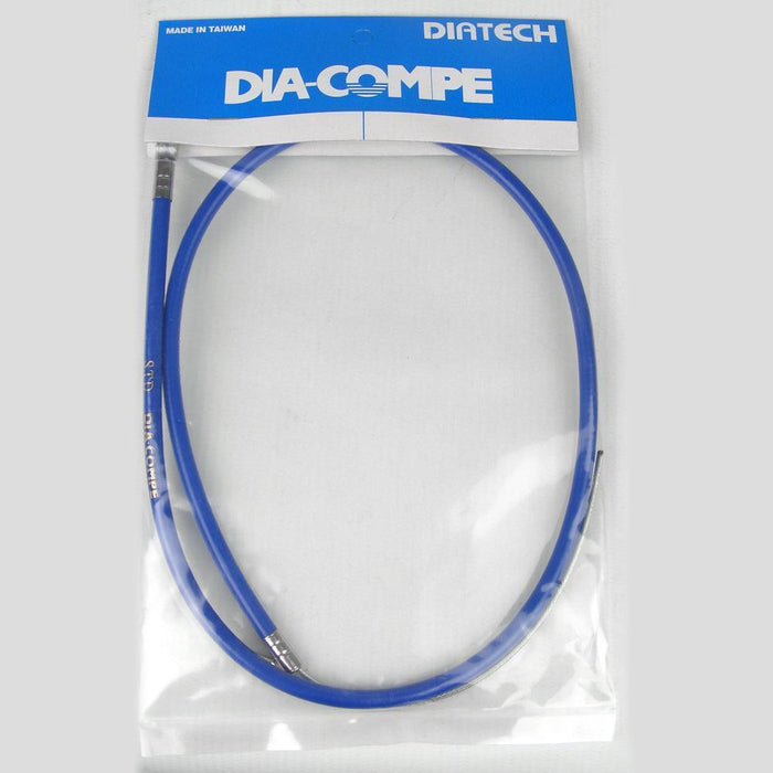 Dia-Compe Old School BMX Dia-Compe MX890 Complete Brake Kit Blue with Dia-Compe Cables