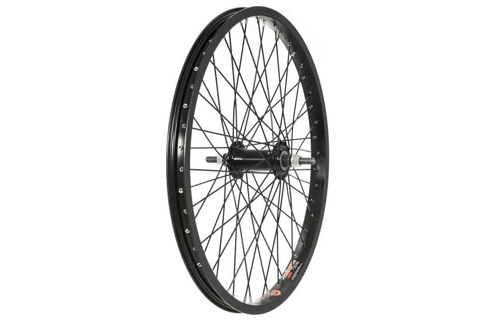 "Diamond Back BMX Parts Diamond Back 20"" Front BMX Wheel Black 48h"
