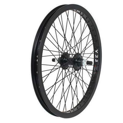 Diamond Back BMX Parts Diamond Back Alex Y22 14MM 9T 48H Rear Wheel Black