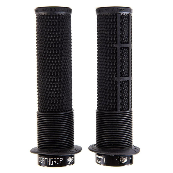 Dmr BMX Racing DMR Brendog DEATHGRIP Flanged Lock-on Grips