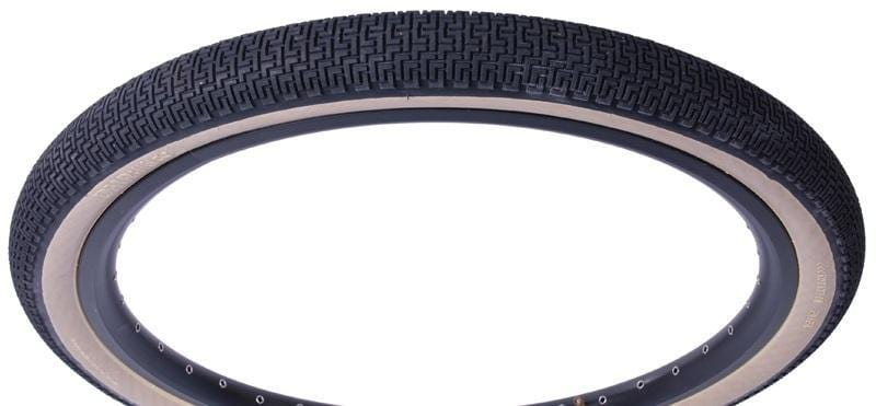 DMR BMX Parts DMR Supermoto 24 Inch Tanwall Tyre