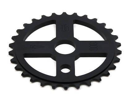 FBM BMX Parts FBM Cross Sprocket Black