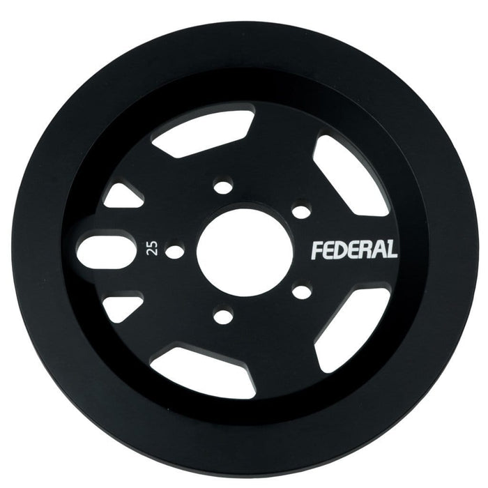 Federal BMX Parts Federal AMG Guard Sprocket Black