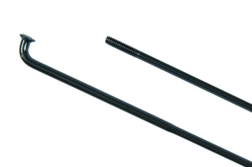 Federal BMX Parts Federal Stance Butted Spokes 40 pack Black