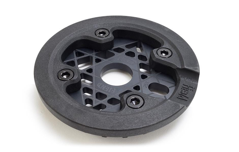 Fiend BMX Parts Fiend Palmere Guard Sprocket Black 25T