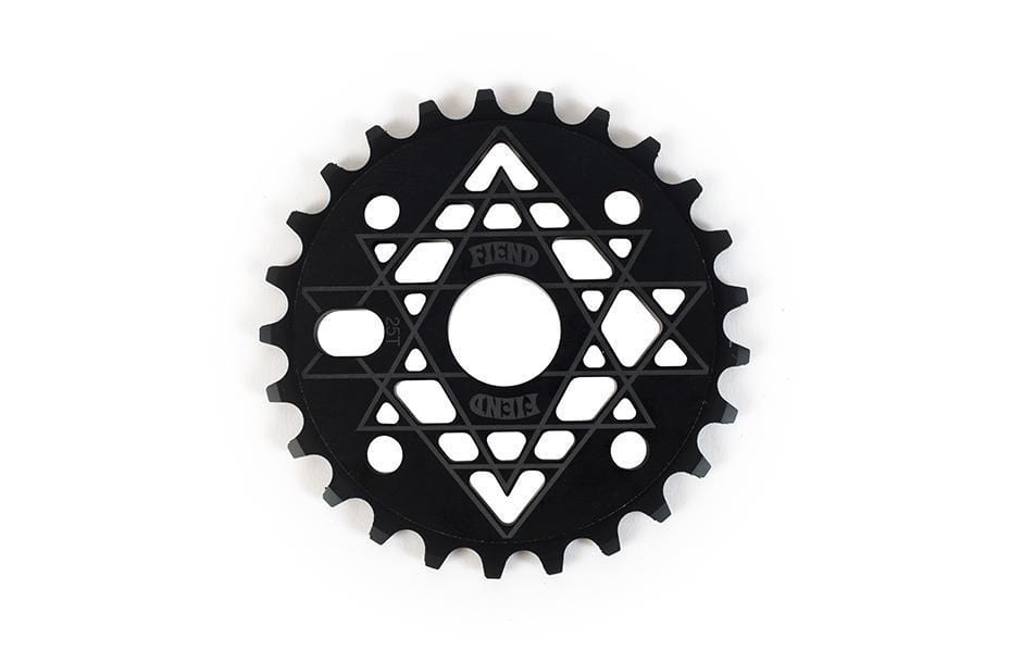 Fiend BMX Parts Fiend Palmere Sprocket Black 25T