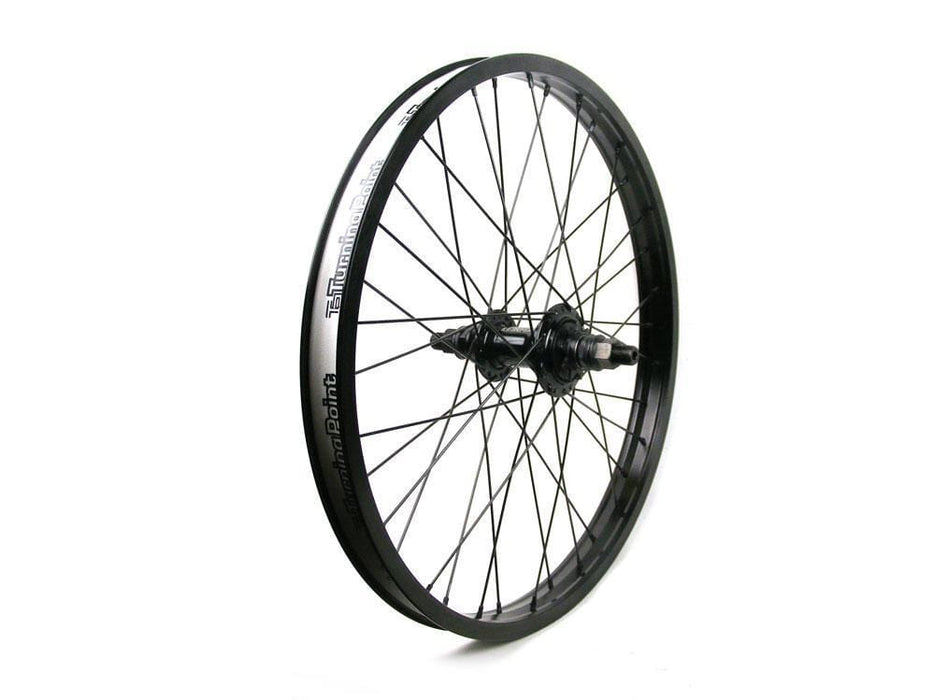 Firma BMX Parts Firma/Alienation Black Sheep Custom Rear Wheel Black