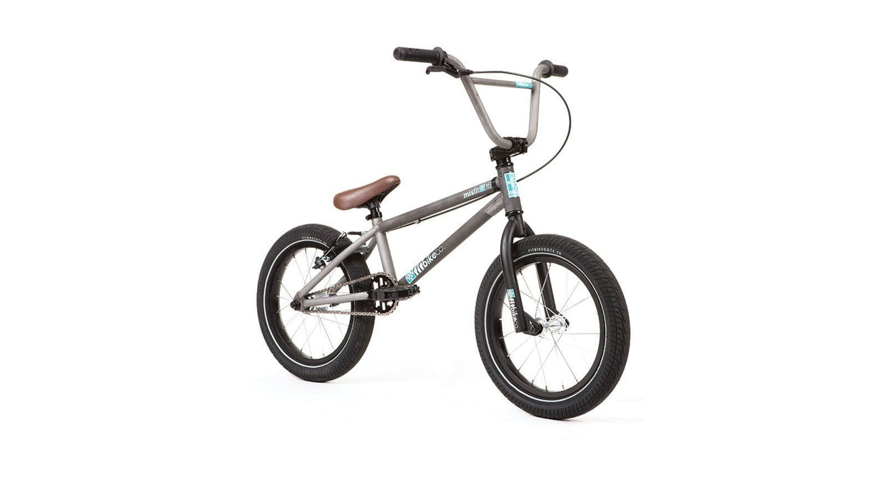 Fit Bike Co BMX Bikes FIT 2020 Misfit 16 inch Matte Clear