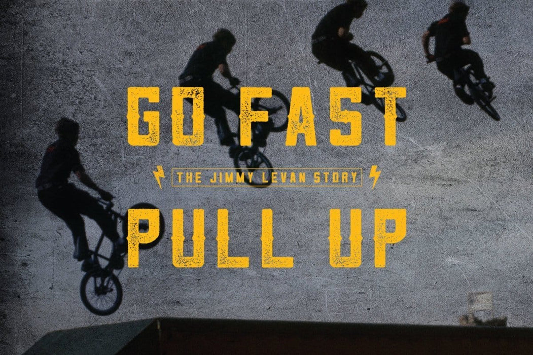 United Misc Go Fast Pull Up Jimmy Levan Blu-Ray