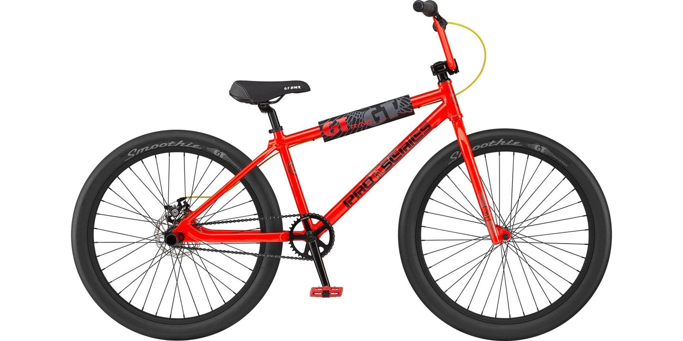 GT BMX Bikes GT 2021 Pro Series Heritage Red