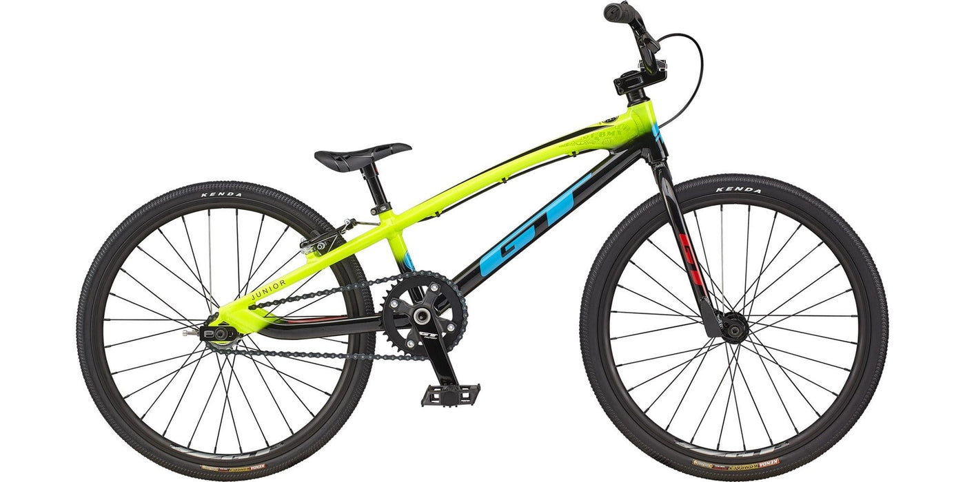 GT BMX Racing GT 2021 Speed Series Junior Neon Yellow