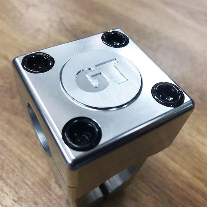 GT BMX Parts Silver GT Mallet Clamp-On Stem