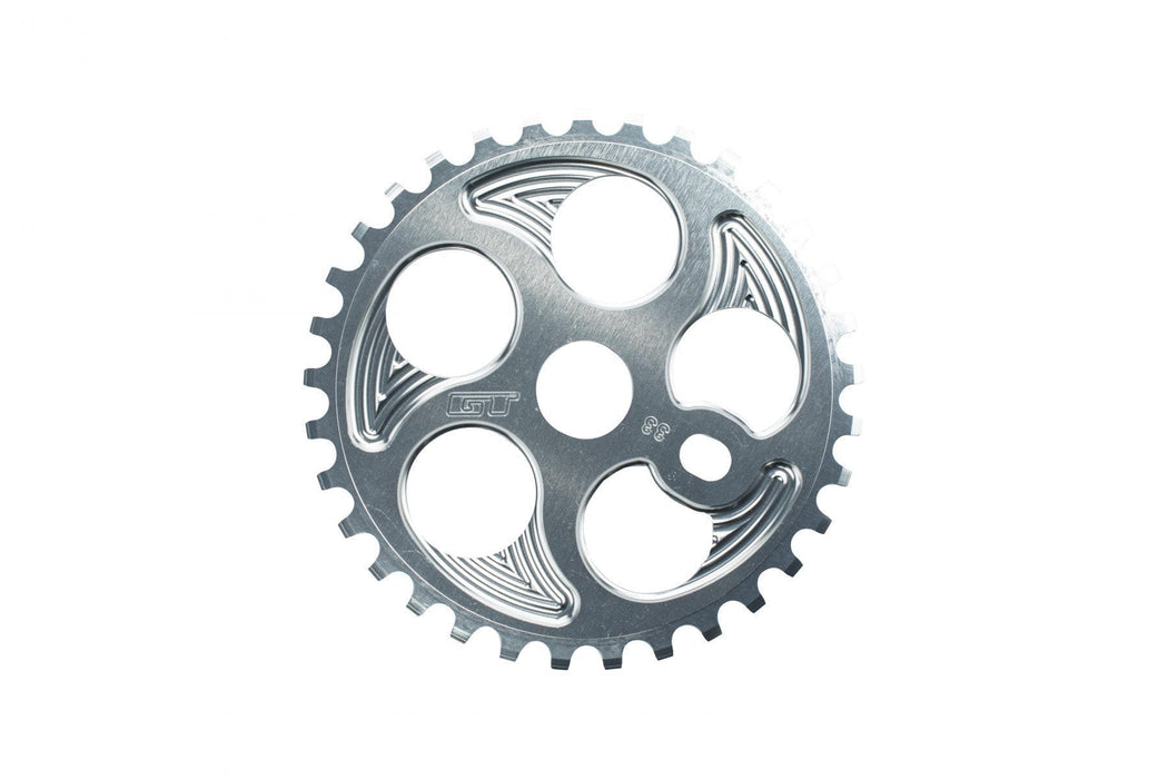 GT BMX Parts GT Overdrive Sprocket Silver 28T