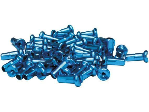 Halo BMX Parts Halo Alloy Nipples 50 Pack