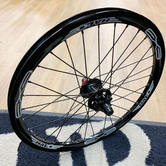 Halo BMX Racing Halo MXR/EX3 20 Inch Disc Wheel