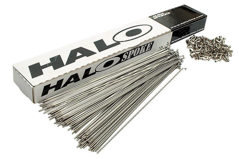 Halo BMX Parts Halo Stainless Spoke & Nipple (1)