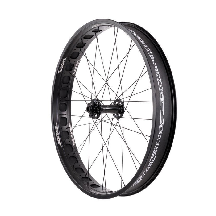Halo Wheelie Parts Halo Tundra Fat Bike Front Wheel 26 inch for Fat Ripper