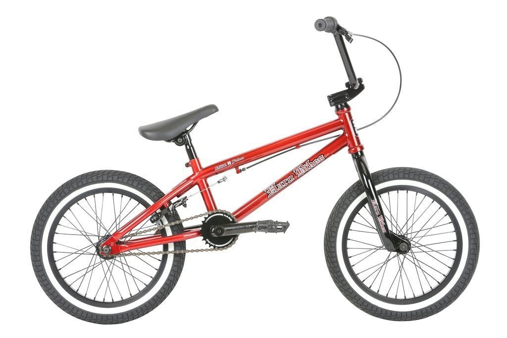 Haro BMX Bikes Haro 2019 Mirra 16 Inch Bike Red