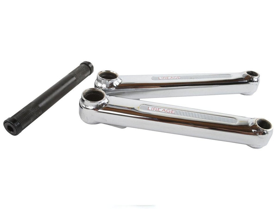 Haro BMX Parts Haro Lineage Bolt Cranks 175mm Chrome