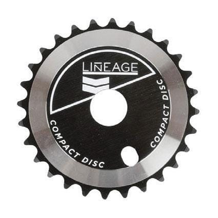 Haro BMX Parts Haro Lineage Compact Disc Sprocket 28T Black
