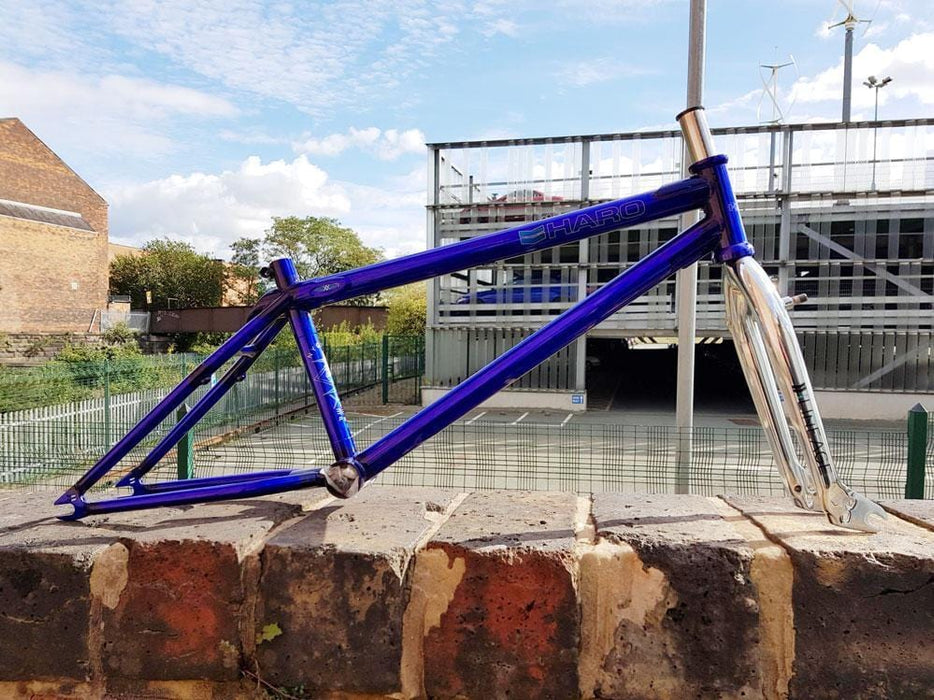 Haro BMX Parts Haro Nyquist XX Frame and Lineage Fork Kit