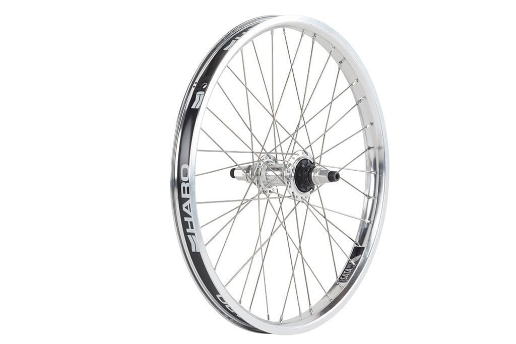 Haro BMX Parts Haro SATA Rear Wheel Polished