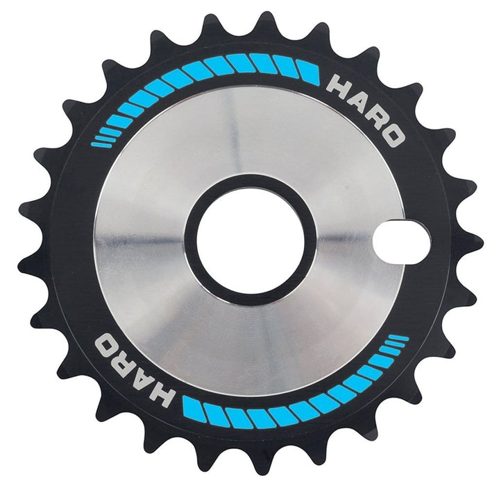 Haro BMX Parts Haro Team Disc Sprocket Teal/White