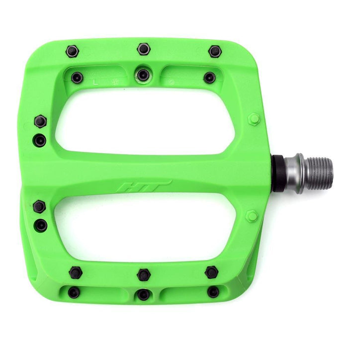 HT Components BMX Parts HT PA03A Sealed Bearing Nylon Pedals