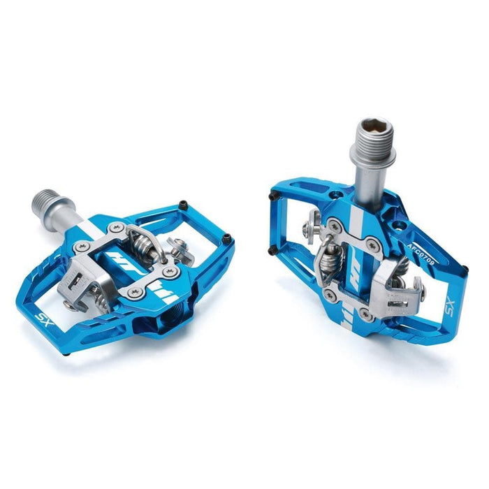 HT Components BMX Racing HT T-1 SX Clipless BMX Race Pedals
