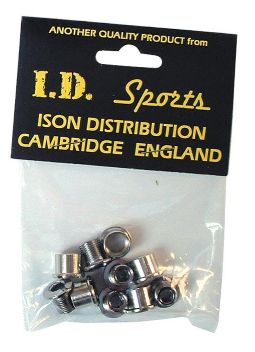 Id Old School BMX ID Single Chainring Bolts Stainless Steel - 5 in Pack