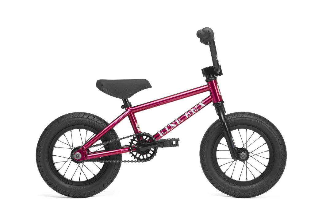 Kink BMX Bikes Kink 2020 Roaster 12 Inch Bike Gloss Machine Red