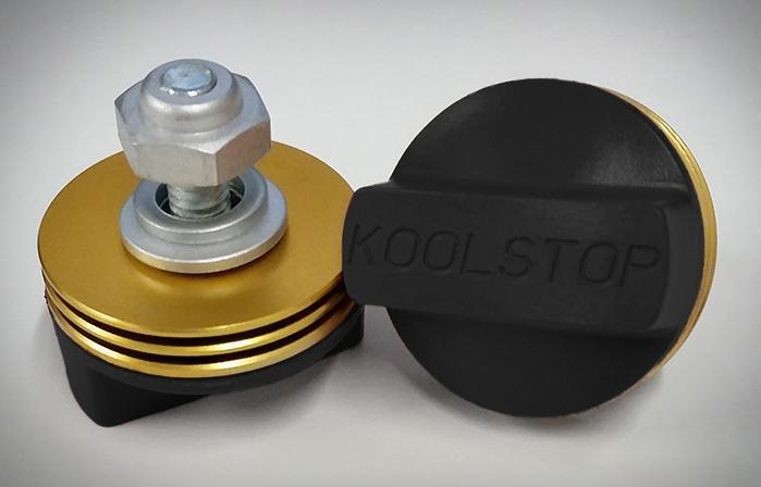 Kool Stop Old School BMX Kool Stop International Black Brake Pads
