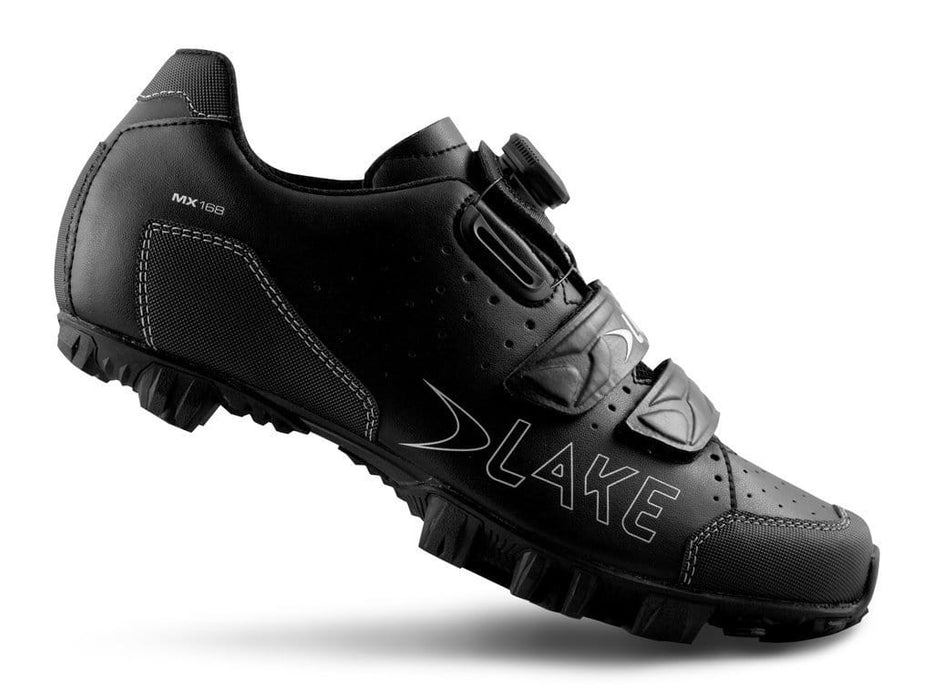 Lake BMX Racing EU41 Lake MX168 Shoes Black