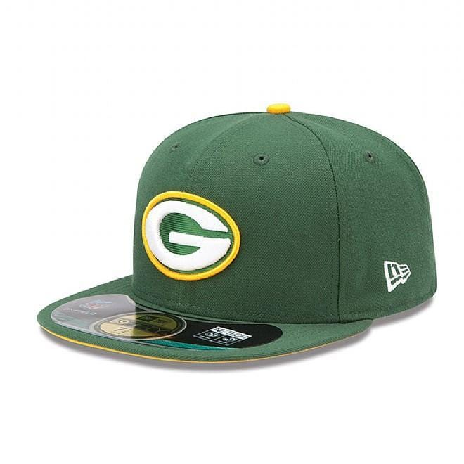 New Era Clothing & Shoes NFL Green Bay Packers 59Fifty On Field Fitted Cap