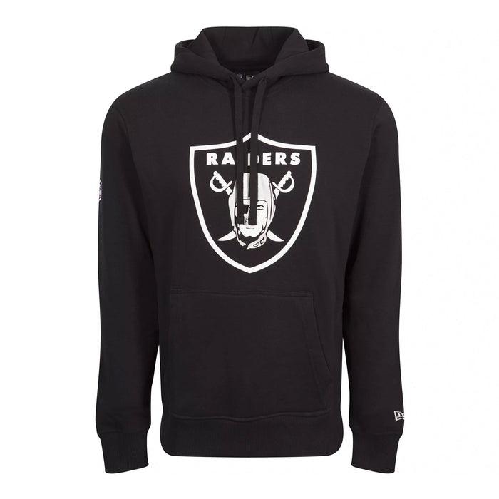New Era Clothing & Shoes Oakland Raiders NFL New Era Pullover Hooded Sweatshirt Black