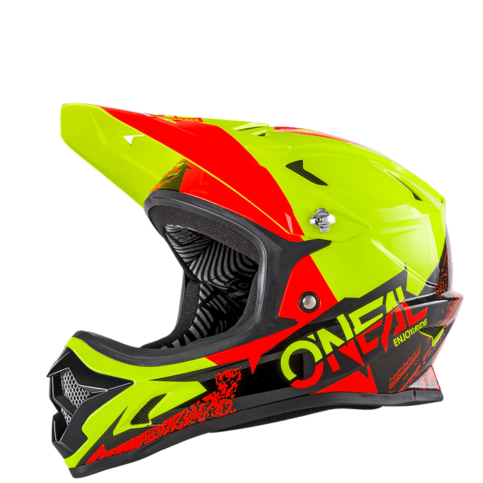 O'Neal BMX Racing ONeal Backflip Helmet Bout Black/Neon