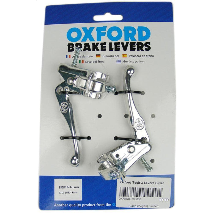 Oxford Old School BMX Oxford Tech 3 Oldschool Brake Levers