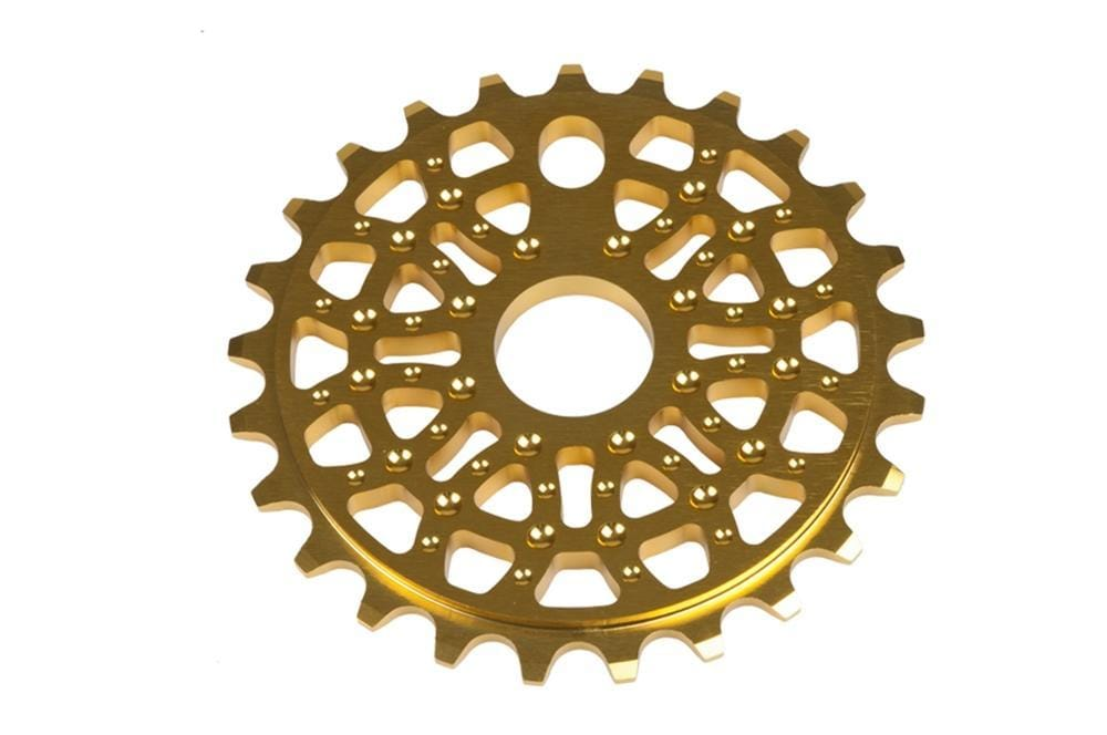 Primo BMX Parts Primo JJ Sprocket Gold 25t