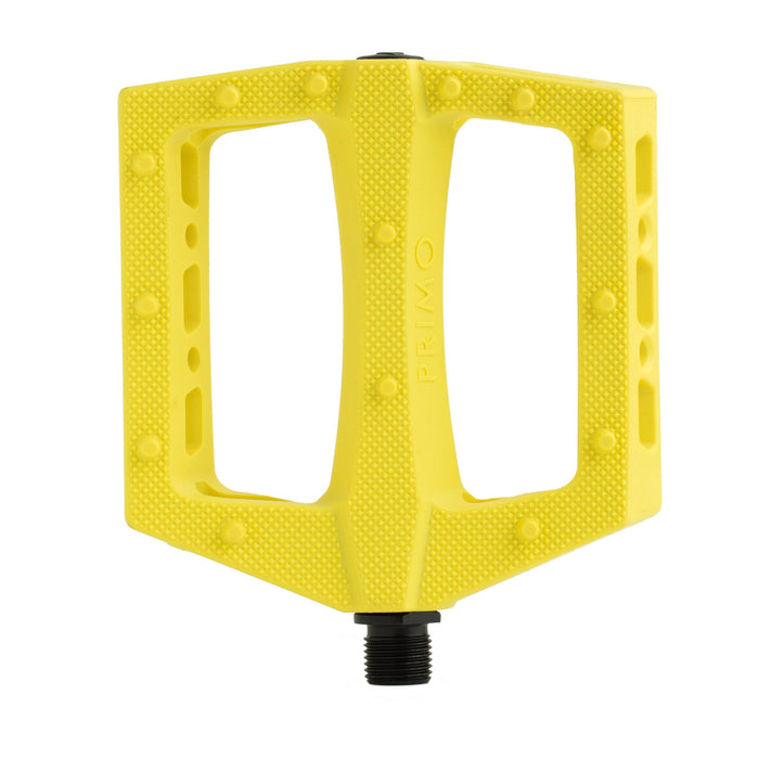 Primo BMX Parts Yellow Primo Turbo Pedals
