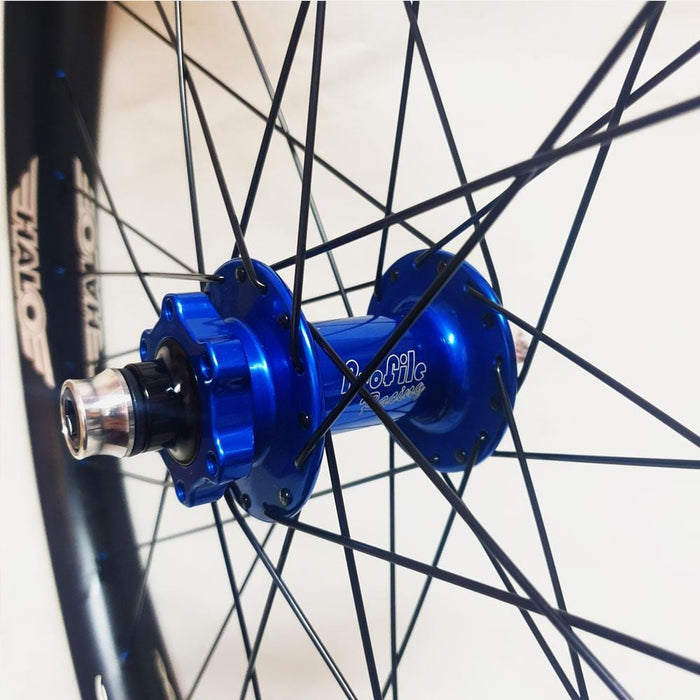 Profile Wheelie Parts Profile Beastmode Front Disc Boost Hub