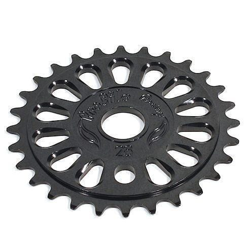 BMX Sprocket Alloy USA Made by PROFILE Imperial 43T Polished