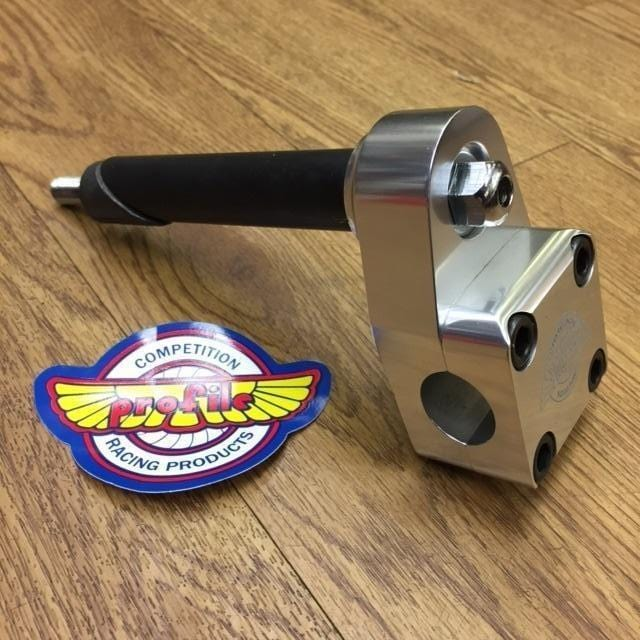 Profile Old School BMX Profile Racing Lockjaw Wedge Stem with Potts Bolt