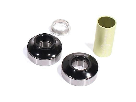 Profile BMX Parts Black Profile Racing Mid Bottom Bracket 19mm